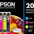 Epson T200120-BCS DURABrite Ultra 200 Original Ink Cartridge - Inkjet