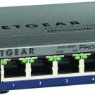 Netgear GS105E-200NAS ProSafe Plus Switch 5-Port Gigabit Ethernet Wall Mount