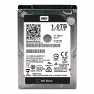 WD WD10JPLX Black 2.5-inch 1TB Performance Hard Drive - 7200rpm - 32 MB Buffer