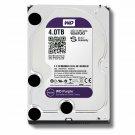 WD WD40PURZ Purple 4TB Surveillance Hard Drive - 5400rpm - 64 MB Buffer 64MB