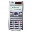 Casio FX115ESP-BK Scientific Calculator - Textbook Display, Dual Power, Battery