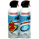 Maxell 190026 CA-4 Blast Away Canned Air Duster - For Keyboard, Electronic