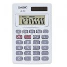 Casio HS4GS Solar Calculator 1 Line(s) - 8 Digits - Solar Powered