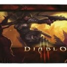 SteelSeries 67227 QcK Diablo III Demon Hunter Limited Edition Mouse Pad