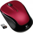 Logitech  910-002651 M325 Laser Wireless Mouse - Optical - Wireless - 1000 dpi