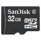 SanDisk SDSDQM-032G-B35 32 GB microSDHC - Class 4 - 1 Card NO RETURNS