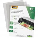 Fellowes 5743501 Laminating Pouches - Letter, 5 mil - Water Proof, Photo-safe