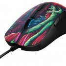 SteelSeries 62363 Rival 300 CS:GO Hyper Beast Edition Mouse - PixArt PMW3310