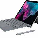 NEW Microsoft Surface Pro 6 Keyboard+Pen Bundle Intel i5 128GB SSD 8GB RAM Win10