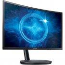 "Samsung 27"" 1800R Curved 144Hz 1080p LED Gaming Monitor HDMI 1ms MPRT Black"
