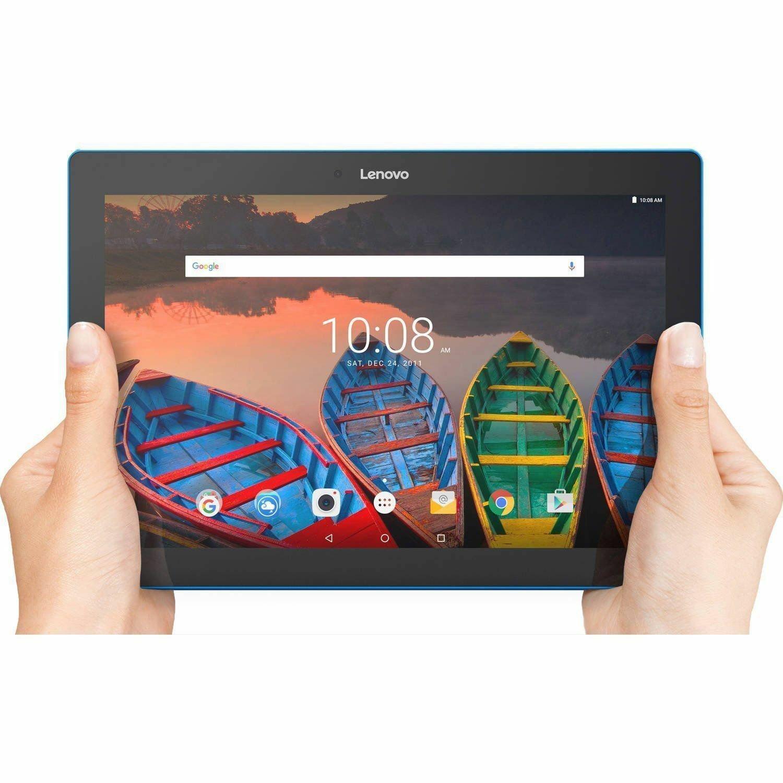 """Lenovo Tab 10"""" TB-X103F APQ8009 1.3GHz 16GB eMMC 2GB RAM Android 6.0 Slate Black"""