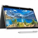 "HP x360 14"" Touch Screen Laptop Intel 8th Gen i5 3.4GHz 128GB SSD 8GB Win 10"