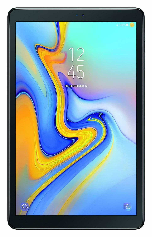 """Samsung Tab A 10.5"""" Tablet Snapdragon 450 32GB Memory Black"""