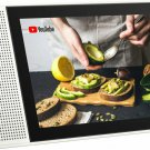 """Lenovo 8"""" Smart Display with Google Assistant Touchscreen - Grey & White"""