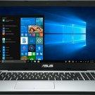 "NEW ASUS 15.6"" HD Laptop Quad Core 3.6GHZ 128GB SSD 8GB RAM Radeon Windows 10"