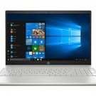 "HP Pavilion 15.6"" HD Intel Quad i7-8550U 4GHz 8GB 256GB SSD Webcam BT Backlit KB"