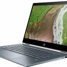 """HP Chromebook x360 14"""" FHD Touch Screen Intel i3-8130u 3.4GHz 8GB RAM 64GB SSD"""