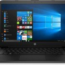 """HP Stream 14"""" Intel Celeron N3060 2.48GHz 32GB SSD 4GB RAM Windows 10 - Black"""