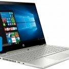 """NEW HP X360 14"""" 2-in-1 FHD Touch Quad-Core i5-8250U 3.4GHz 128GB SSD 8GB RAM"""