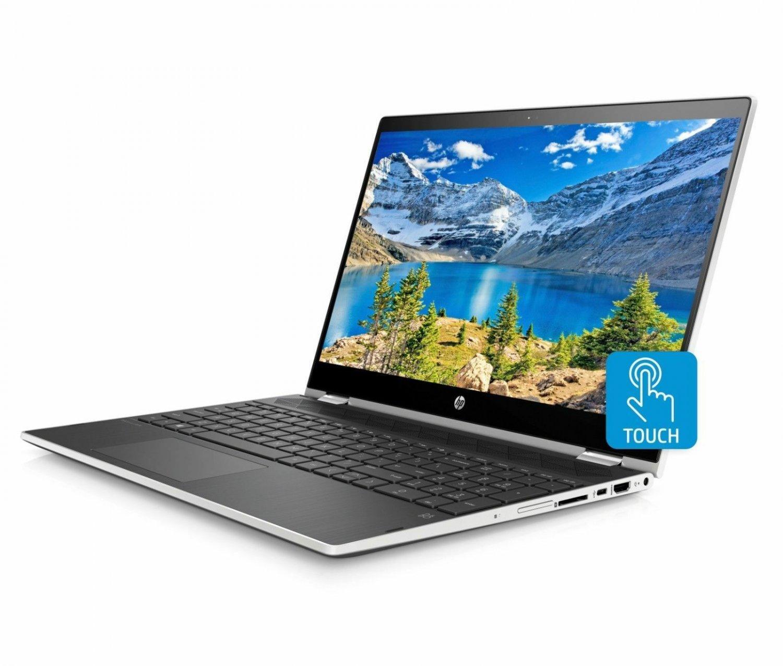 HP x360 15.6 FHD Touch Intel i3-8130U 1TB HDD 16GB Optane 4GB Win 10 w/ Pen