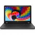 "HP 15.6"" Laptop Intel 2.6 GHz 500GB HDD 4GB RAM DVD+RW Webcam BT Win10 Jet Black"