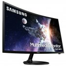 "Samsung Curved 32"" FHD Super Slim Gaming LED Monitor Black - C32F39MFUN"