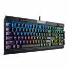 Corsair K70 RGB MK.2 Rapid Fire Mechanical Gaming Keyboard MX Speed Black