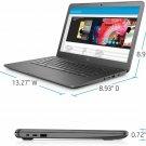 HP 14'' HD Chromebook AMD A4 2.4GHz 32GB eMMC AMD Radeon R4 4GB RAM Bluetooth