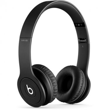 Beats by Dr. Dre Solo HD On-Ear Headphones - Matte Black