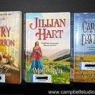 Harlequin Historical Western 3 Bks Hart/Burton/Davidson