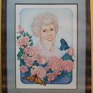 Custom Drawn Clr Portrait 1 Person/Border/UnFramed 18x24