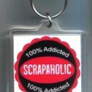 New Scrapbooking keychain