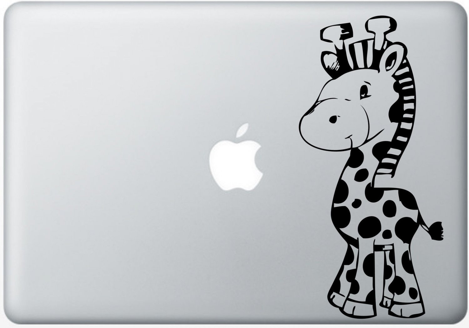 "Baby Giraffe Decal Sticker Skin for Apple MacBook Pro Air Mac 13""15"""