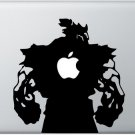Akuma Vinyl Decal Sticker Apple MacBook Pro Air Mac