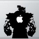 Akuma Vinyl Decal Sticker Apple MacBook Pro Air Mac