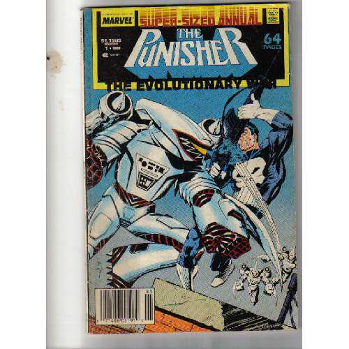 THE PUNISHER #1 1988