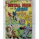 METAL MEN AND THE ATOM DC COMICS