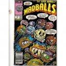 MADBALLS #5 AUG. 1987