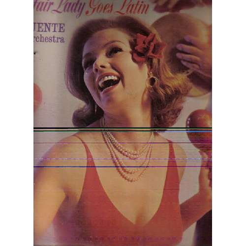 TITO PUENTE MY FAIR LADY GOES LATIN LP