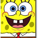 Spongebob Squarepants Pop Art Painting
