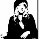 Stevie Nicks Pop Art Painting