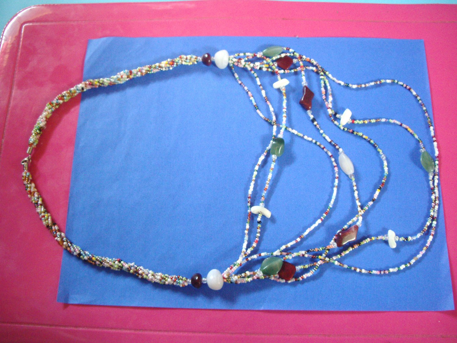 Fashion necklace,,,560mm round