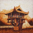 Rice Painting - Mot cot Pagoda