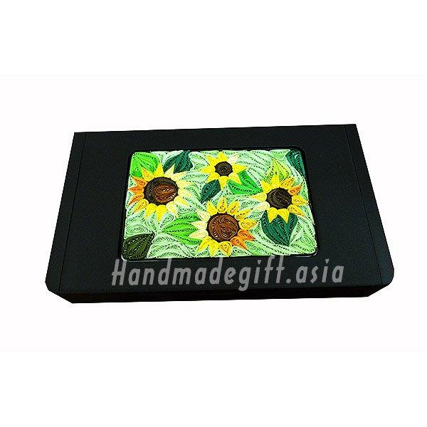 Pocket name card holder