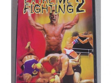 EXTREME FIGHTING 2 BATTLECAGE DVD (2004)