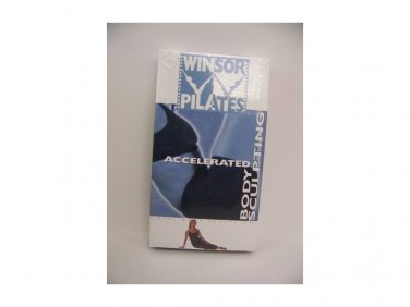 WINSOR PILATES: ACCELERATED BODY SCULPTING(VHS)