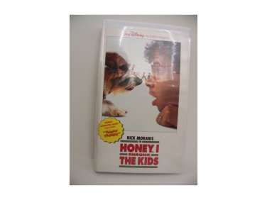 Walt Disney : HONEY, I SHRUNK THE KIDS(VHS)
