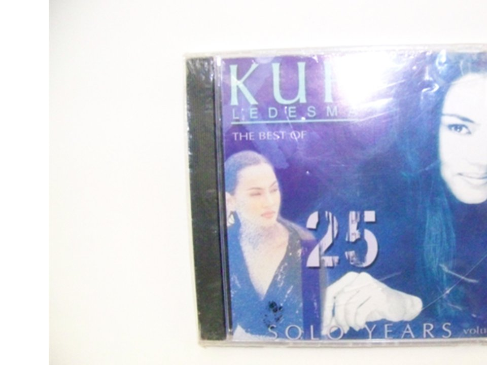 KUH LEDESMA: THE BEST OF 25 SOLO YEARS (CD) Vol. 2