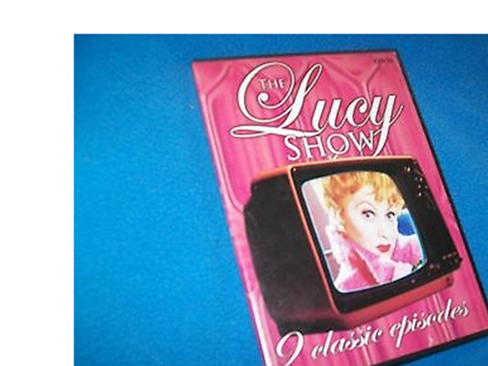 THE LUCY SHOW CLASSIC EPISODES (DVD,2006)