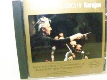 """THE WORLD'S CLASSICS OF KARAJAN: BALLET SUITE FROM 'THE SLEEPING BEAUTY""""(CD)"""